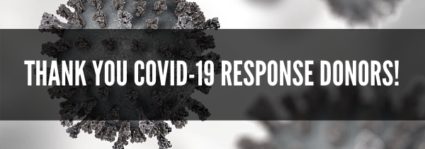 COVID Response Donors